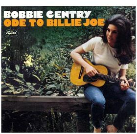 Bobbie Gentry's haunting ballad, Ode to Billie Joe, peaked at #1 on the US Billboard Hot 100 chart.
