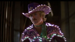 Robert Redford in The Electric Horseman, 1979