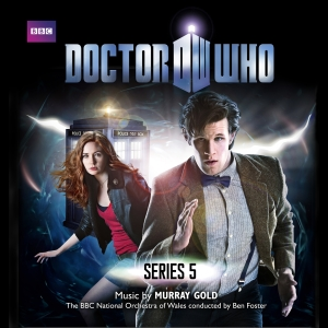 Doctor Who Original Television Soundtrack Series 5