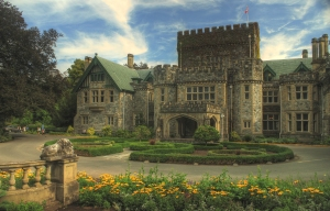 Hatley Castle, British Columbia.