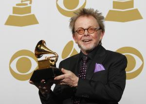 Paul Williams wins a Grammy in 2014