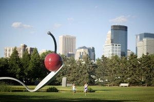 They say life is a bowl of cherries in Minneapolis.